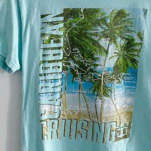 Caribbean Cruise Tshirt. Royal Caribbean